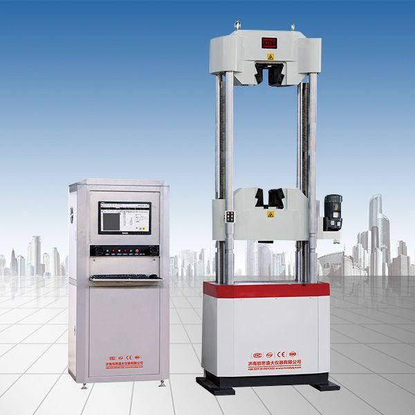 600KN/60吨微机屏显钢绞线试验机
