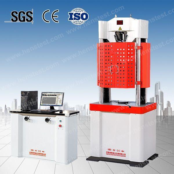 WAW-1000B微机控制电液伺服万能试验机